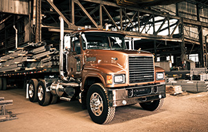 For heavy-duty hauling, Pinnacle Sleeper™ models are great choices for flatbed and lowboy operations with axle forward and axle back options.