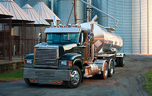 Lightweight, maneuverable and powerful to handle the big loads, with flexible PTO options.