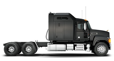 Mack Pinnacle Sleeper