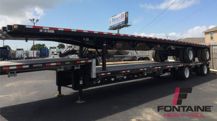 Fontaine Heavy Haul Trailers