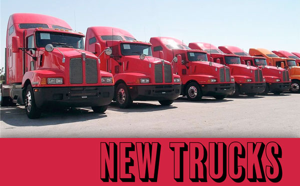 New Heavy Duty Trucks